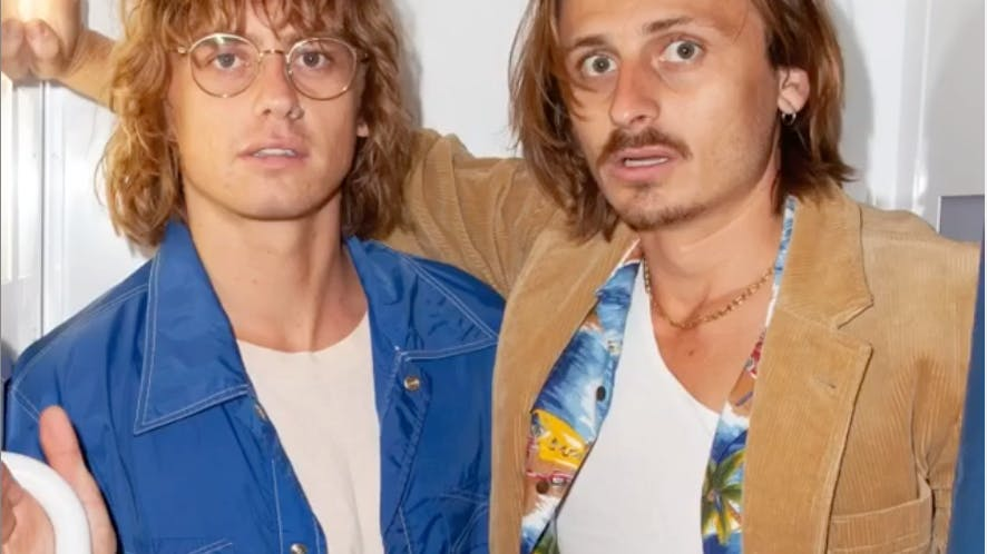 Lime Cordiale UK Tour promoted by Scruff of the Neck