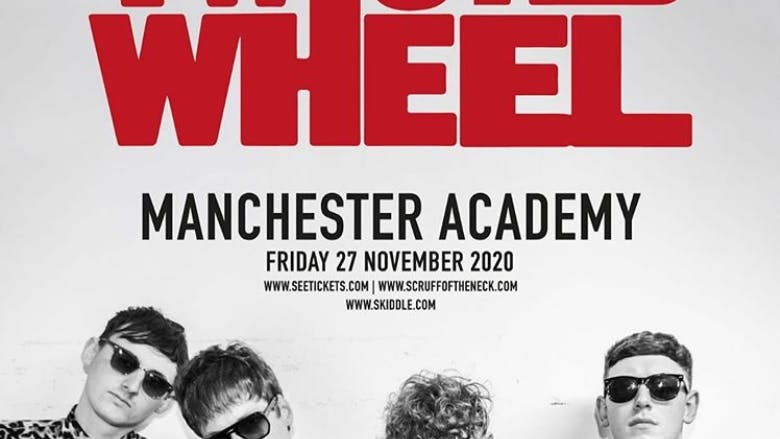 Twisted Wheel announce Manchester Academy 1 headline show