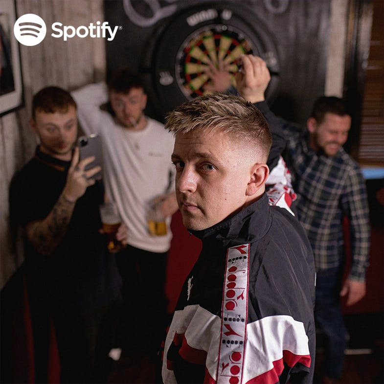 'Headache' playlisted on Spotify's 'Hot New Bands'